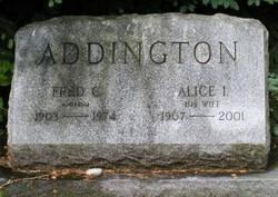 Fred C. Addington