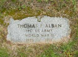 Thomas F. Alban