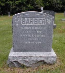 Rachel Ellis <i>Bemont</i> Barber