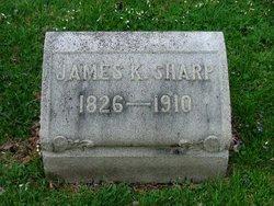 James K Sharp