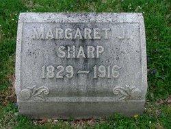 Margaret J <i>Ferguson</i> Sharp