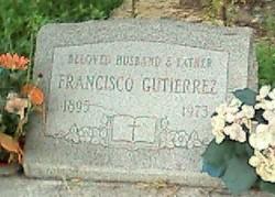 Franciso Gutierrez