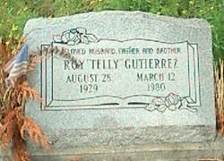 Roy Telly Gutierrez