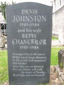 Denis Johnston