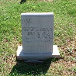 Maymie B. Brown