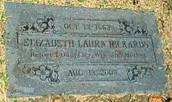 Elizabeth Laura Rickards