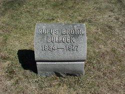 Rufus Brown Bullock