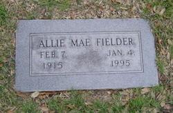 Allie Mae Fielder