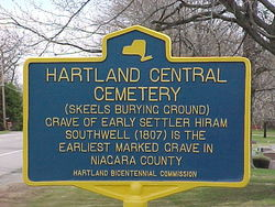 Hartland Central Cemetery