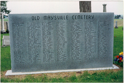 Old Maysville Cemetery
