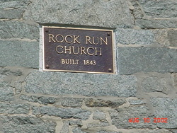 Rock Run Cemetery