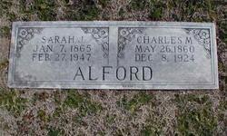 Sarah J. Alford