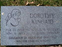 Dorothy Kincaid
