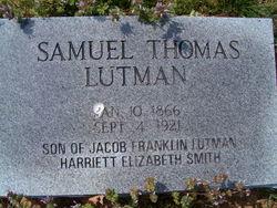 Samuel Thomas Lutman