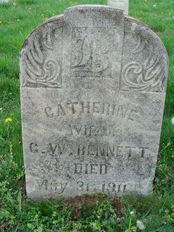Catherine <i>Robinson</i> Bennett