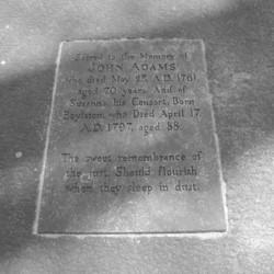 Deacon John Adams, Sr