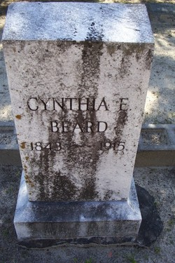 Cynthia Ellen <i>Nix</i> Beard