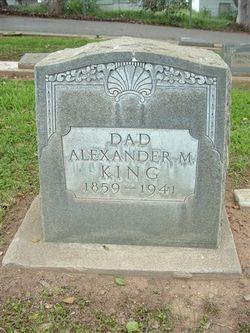 Alexander Murray King