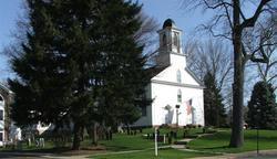 New Providence Presbyterian Churchyard