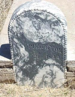 J M Pinkerton