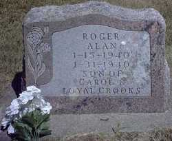 Roger Alan Crooks
