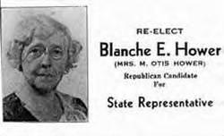 Blanche Eugenie <i>Bruot</i> Hower