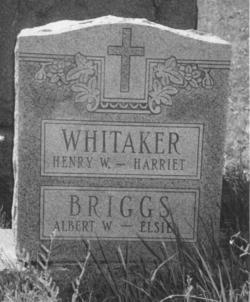 Elsie <i>Whitaker</i> Briggs