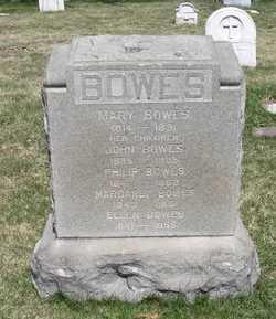 Margaret Bowes