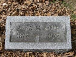 Anna Mary <i>Smith</i> Baker