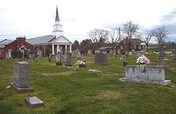 Warlicks Baptist Church Cemetery
