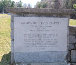 Barkhamsted Center Cemetery