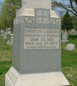 Christian Grunther Badger