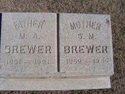 Sara Margaret <i>Harris</i> Brewer