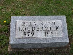 Ella Ruth <i>Allen</i> Loudermilk