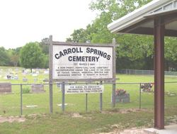 Carroll Springs Cemetery