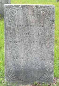 Col John Hale