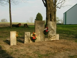 Leaming Farm Cemetery