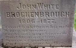 John White Brockenbrough