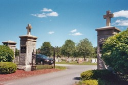 Saint Louis De Gonzague Cemetery (New)
