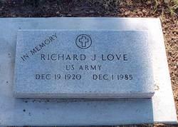 Richard Joseph Love