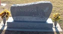 Marceline Joan <i>O'Hara</i> Henderson