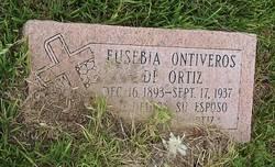 Eusubia <i>Ontiveros</i> De Ortiz
