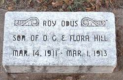 Roy Odus Hill