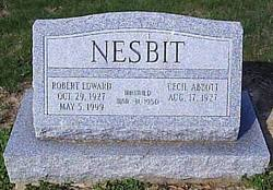 Robert Edward Nesbit
