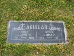 Emma P. <i>Provencio</i> Aguilar