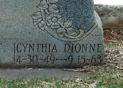 Cynthia Dionne Wesley