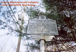 Copany Meeting House Cemetery