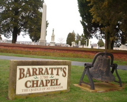Barratts Chapel Cemetery