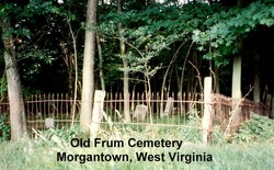 Old Frum Cemetery