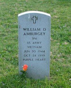 Spec William D Amburgey